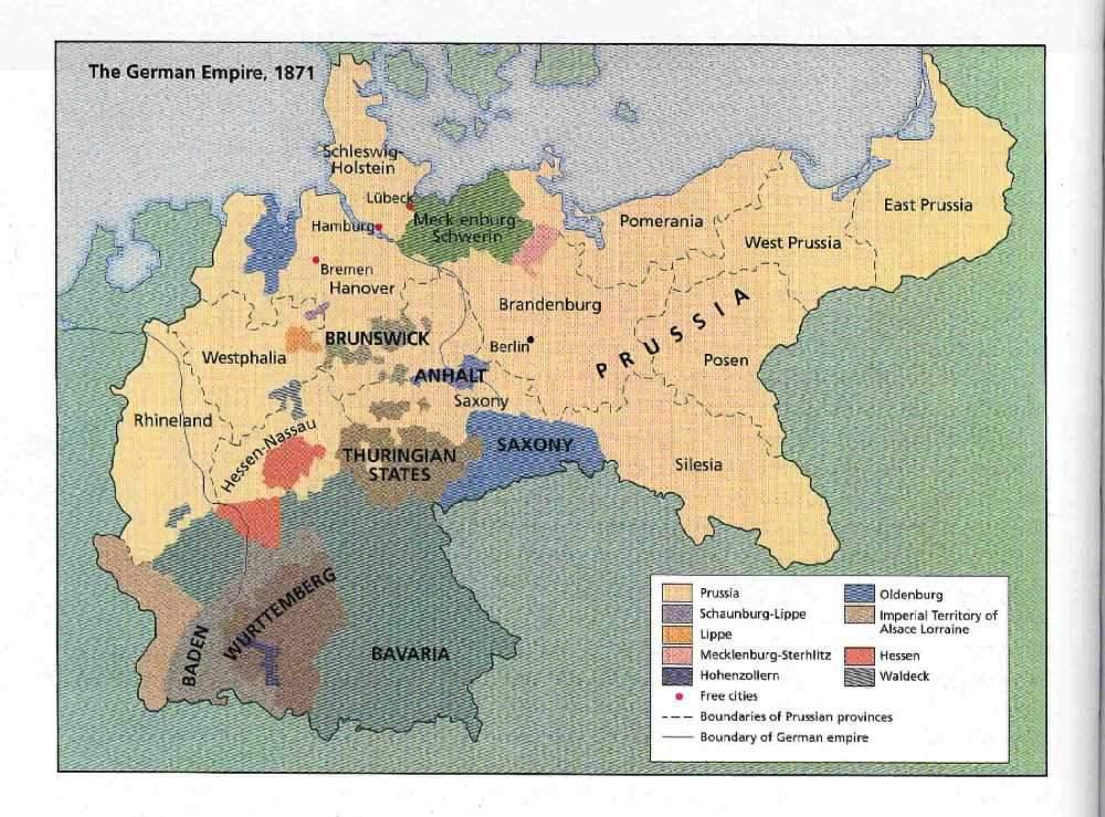 karte deutschland 1920 Historische Landkarten