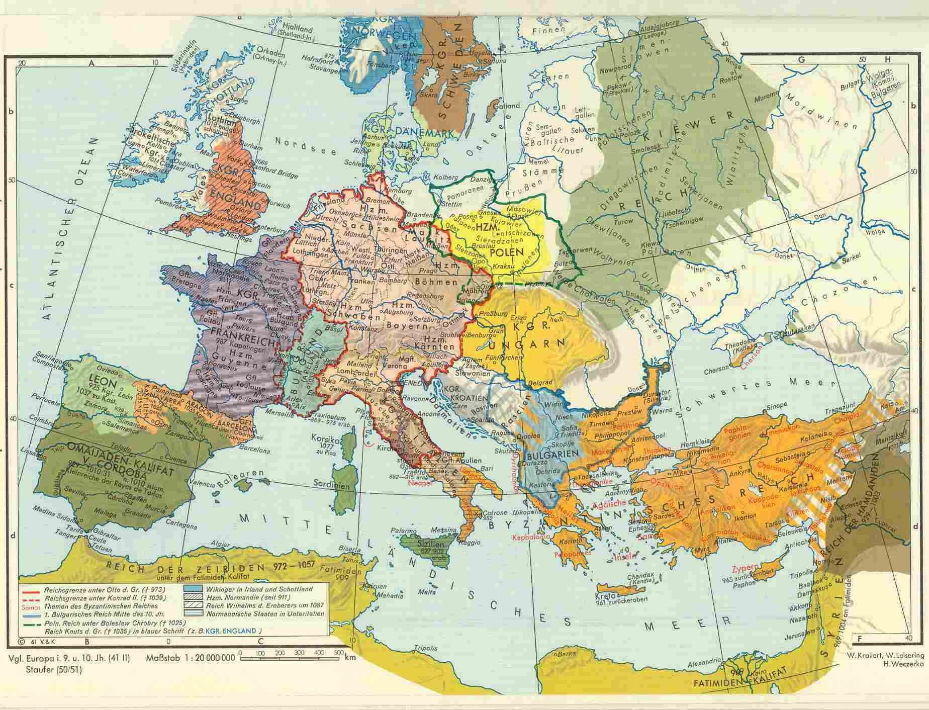Karte Von Europa Mit Städten.Historische Landkarten